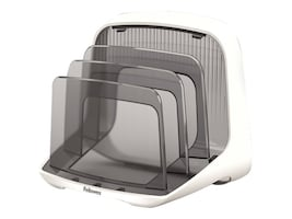 Neato I-Spire Series File Station, White Gray, 9381401, 21086780, Office Supplies