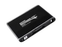 Kanguru™ 2TB Kanguru Defender USB 3.0 Secure Encrypted 2.5 External Hard Drive - 8MB Cache, KDH3B-2T, 17900890, Hard Drives - External
