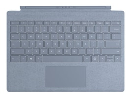 Microsoft Surface Pro 7 Signature Type Cover, Ice Blue, FFQ-00121, 37625581, Keyboards & Keypads