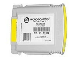 Microboards Yellow Print Cartridge for MX-, MX-2 & PF-Pro Disc Publishers, PFP-HC-YELLOW, 8227875, Ink Cartridges & Ink Refill Kits