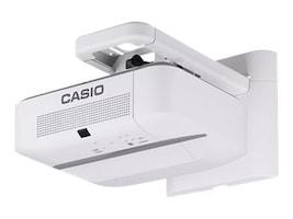 Casio XJ-UT351WN WXGA DLP Projector, 3500 Lumens, White, XJ-UT351WN, 33698791, Projectors