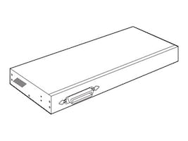 Black Box (8) VGA, USB, PS 2 Port Module for KVT4X, KVT4S8UV, 32875784, KVM Displays & Accessories