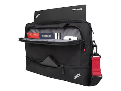 Lenovo ThinkPad Essential Topload Case, 4X40E77328, 16779872, Carrying Cases - Notebook