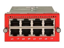 Watchguard Firebox M 8-Port GbE Copper Module, WG8592, 35090528, Network Adapters & NICs