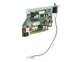 HP PCIe x1 Riser Card for rp5800, QP908AA, 30606927, Motherboard Expansion