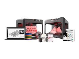 MakerBot Replicator+ 3D Printer Kit w  1-Year Packaged MakerCare, EDUPLUS1Y, 35112598, Printers - 3D