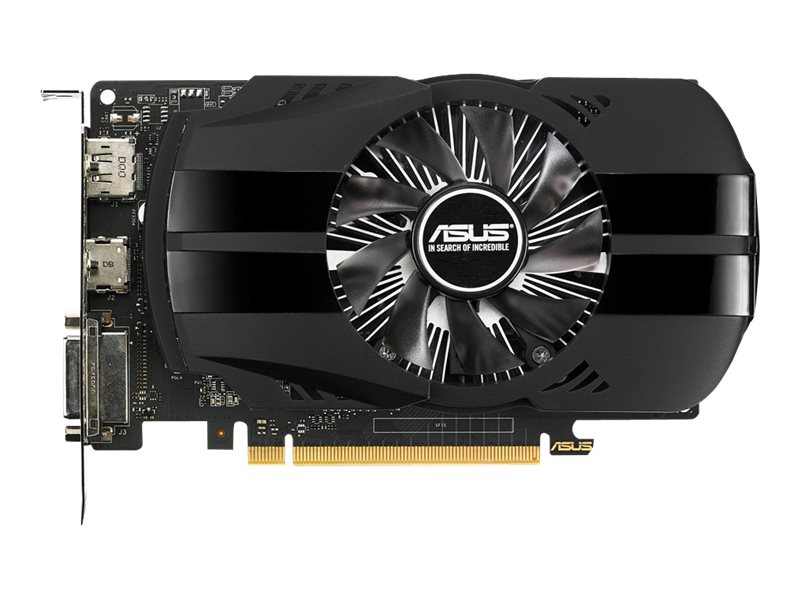 Asus NVIDIA GeForce GTX 1050 PCIe 3.0 Graphics Card, 2GB GDDR5, PH-GTX1050-2G, 33104543, Graphics/Video Accelerators