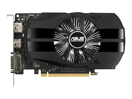 Asus PH-GTX1050-2G Main Image from Front
