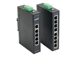 Transition 8-port 10 100 Industrial Switch Class 1 Div. 2 Certified, SISTF1010-280-LRT, 11100824, Network Switches