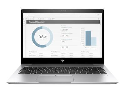 HP EliteBook x360 1030 G3 Core i7-8650U 1.9GHz 16GB 512GB PCIe ac BT FR WC 13.3 FHD MT SV W10P64, 4SU71UT#ABA, 35748561, Notebooks - Convertible