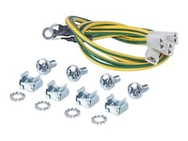 Intellinet Grounding Kit for 19 Cabinet, 712187, 35158123, Rack Mount Accessories
