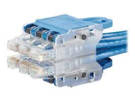Panduit QPPEDGBB3M Main Image from Right-angle