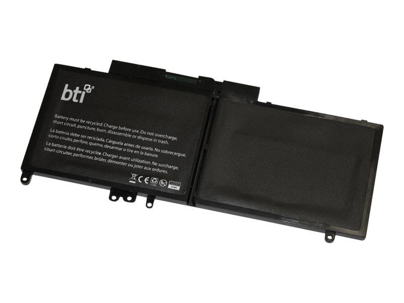 BTI Battery for Dell Latitude E5450, E5550