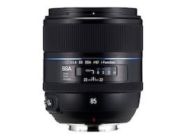 Samsung 85mm Lens, EX-T85NB/US, 14723496, Camera & Camcorder Lenses & Filters