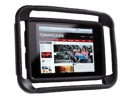 Gripcase Case for iPad Air, Black, IAIR-BLK, 16936399, Carrying Cases - Tablets & eReaders