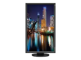 NEC 24 EA245WMI-BK LED-LCD Monitor, Black, EA245WMI-BK, 32655298, Monitors