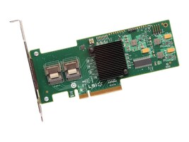 LSI MegaRAID 9240-8i 8-port SAS RAID Controller, L5-25083-05, 32867442, RAID Controllers