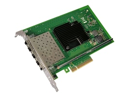 Intel X710DA4G2P5 Main Image from Left-angle