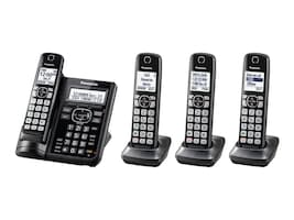 Panasonic KX-TGF544B Main Image from Right-angle