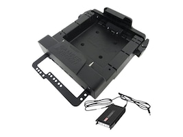 Gamber-Johnson 10 Vehicle Dock for ET50 55 with 20 60 Power Supply, 7170-0521, 34719460, Docking Stations & Port Replicators