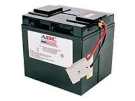 American Battery Replacement Battery Cartridge RBC7 for APC SU1000XL, SU1400, SU1400NET, SUA1500, SMT1500 models, RBC7, 462085, Batteries - UPS