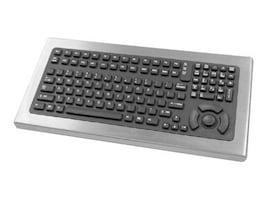 iKEY DT-5K 113-Key Keyboard with Integrated Force Sensing Resistor, PS 2, DT-5K-PS2, 8515375, Keyboards & Keypads