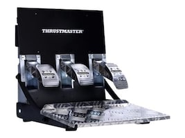 Thrustmaster T3PA-Pro 3-Pedal Add-on Pedal Set, 4060065, 19546142, Computer Gaming Accessories