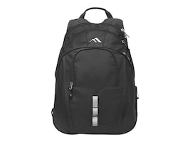 Brenthaven TRED OMEGA BACKPACK-BLACK-10CP, 2635-10CP, 36711808, Carrying Cases - Notebook