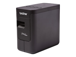 Brother PT-P750WVP Portable Industrial Label Printer, PTP750WVP, 30660907, Printers - Label