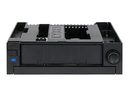 Icy Dock DuoSwap Trayless 35 SATA Carrier, MB971SPOB, 35202884, Drive Mounting Hardware