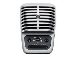 Shure SHURE MV51 CONDENSER MICROPHONEMIC INCLUDES USB LIGHTNING CABLE, MV51/A, 38328079, Microphones & Accessories