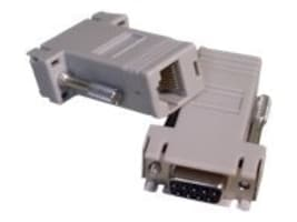Comtrol 4PK DB9F TO RJ45F ADAPTER KIT, 1200047, 41055557, Cables