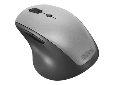 Lenovo THINKBOOK WIRELESS MEDIA MOUSE, 4Y50V81591, 37145852, Mice & Cursor Control Devices