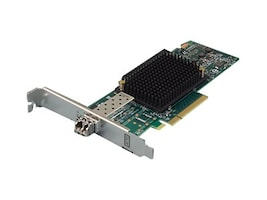 Atto Single-Channel 32Gb s Gen 6 Fibre Channel PCIe 3.0 Host Bus Adapter, CTFC-321E-000, 32639520, Host Bus Adapters (HBAs)