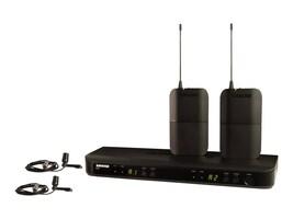 Shure BLX188 DUAL LAV SYSTEM W CVL, BLX188/CVL-J10, 37533206, Microphones & Accessories