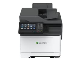 Lexmark CX625ade Color Laser Multifunction Printer, 42C7780, 35791818, MultiFunction - Laser (color)