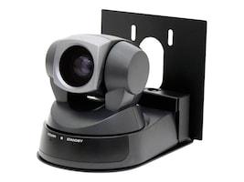 Thin Profile Wall Mount Bracket for D100, Black, 535-2000-204B, 33516732, Stands & Mounts - Desktop Monitors