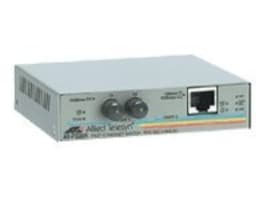 Allied Telesis 2 Port Switch 1 Port 10 100Mbps UTP & 1 Port 10BaseFX ST, AT-FS201-90, 142144, Network Switches