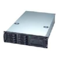 Chenbro 3U Chassis, 26, 8 Bays, MiniSAS, Standard FDD, RM31408ML-DH, 9568583, Cases - Systems/Servers