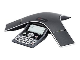 Polycom SoundStation IP 7000 SIP Conferencing Phone with PoE, 2200-40000-001, 8548636, VoIP Phones