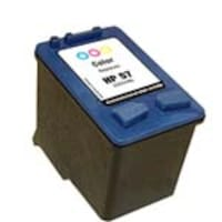 West Point C6657AN 114508 HP 57 Tri-Color Ink Cartridge for Select HP DeskJet & Officejet Printers, C6657AN/114508, 7109164, Ink Cartridges & Ink Refill Kits