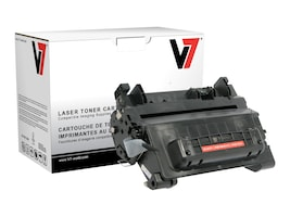 V7 Black MICR Toner Cartridge for HP LaserJet P4015 (TAA Compliant), THK2364AHM, 13731865, Toner and Imaging Components