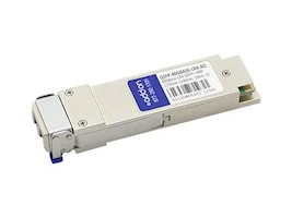ACP-EP Memory QSFP-40GBASE-LR4-AO Main Image from Left-angle