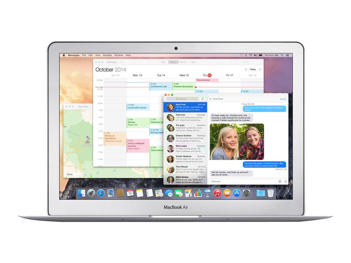 Apple MacBook Air 13 1.6GHz Core i5 8GB 256GB Flash HD 6000, MMGG2LL/A, 31918594, Notebooks - MacBook Air