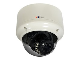 Acti 3MP Outdoor Day Night Extreme WDR 4.3x Zoom Dome Camera, A81, 31958772, Cameras - Security