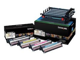 Lexmark Black & Color Imaging Kit for X543 & X544 Series MFPs & C540, C543 & C544 Series Printers, C540X74G, 9164079, Toner and Imaging Components - OEM