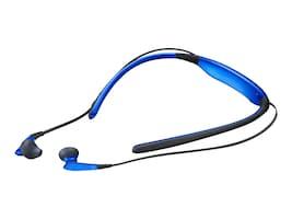Samsung Level U Wireless Headphones - Blue, EO-BG920BLEBUS, 30947203, Headsets (w/ microphone)