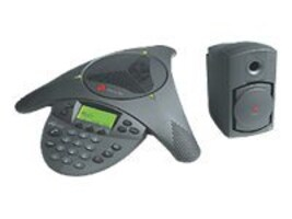 Polycom SoundStation VTX 1000 - No External Microphones, 2200-07500-001, 462390, Audio/Video Conference Hardware
