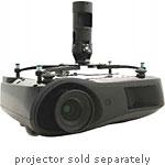 InFocus Universal Projector Mount, Adapts to 1.5 NPT, Black, MAG-PRO, 7164438, Stands & Mounts - AV