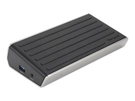 Targus 4K Universal USB 3.0 Dock, Single 4K or Dual HD Video, DOCK130USZ, 30881953, Docking Stations & Port Replicators